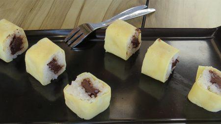 Egg Choco Roll