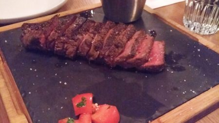 Manhattan sirloin